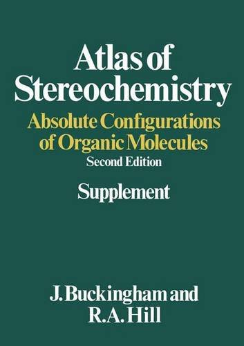 Atlas of Stereochemistry: Absolute Configurations of Organic Molecules