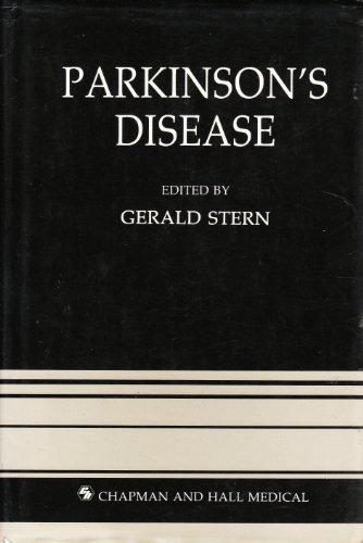 9780412262203: Parkinson's Disease