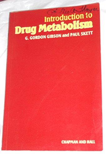 9780412264009: Introduction to Drug Metabolism