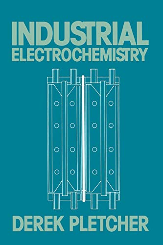 9780412265303: Industrial Electrochemistry (Chapman and Hall Computing)