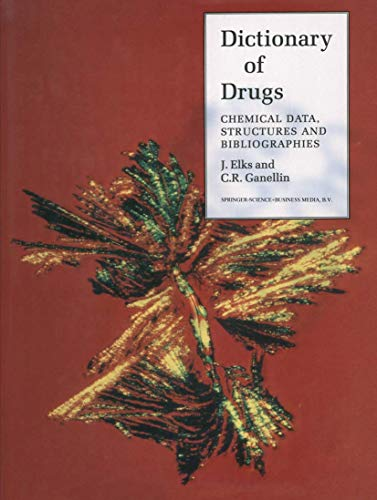 Dictionary of Drugs. 2 Volumes