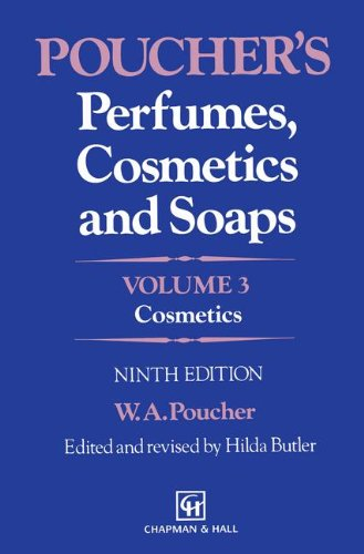 Poucher's Perfumes, Cosmetics and Soaps: Volume 3 Cosmetics (Poucher's Perfumes, Cosmetics ...