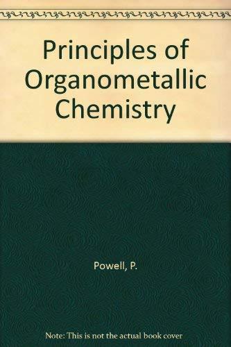 9780412275906: Principles of Organometallic Chemistry