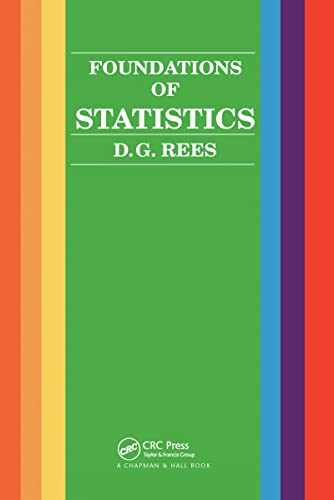 9780412285608: Foundations of Statistics (Science Paperbacks)