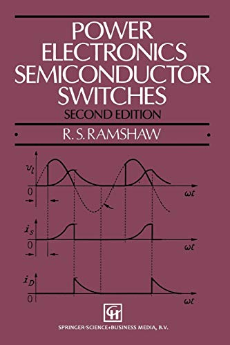 9780412288708: Power Electronics Semiconductor Switches