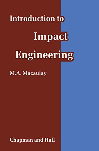 9780412289309: Introduction to Impact Engineering