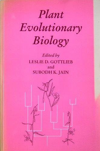 Plant Evolutionary Biology: Gottlieb, L D