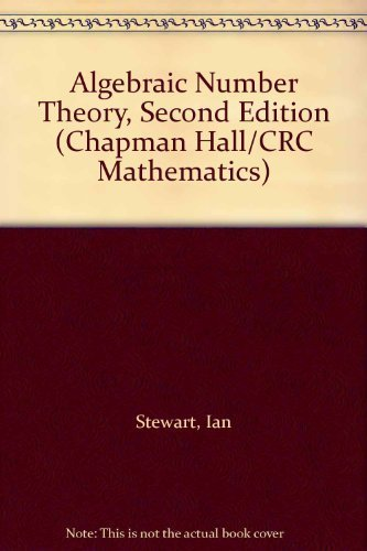 9780412296901: Algebraic Number Theory, Second Edition (Chapman and Hall Mathematics Series (Closed))