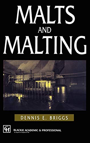 9780412298004: Malts and Malting