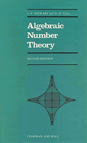 9780412298707: Algebraic Number Theory (Chapman & Hall Mathematics Series (Closed))