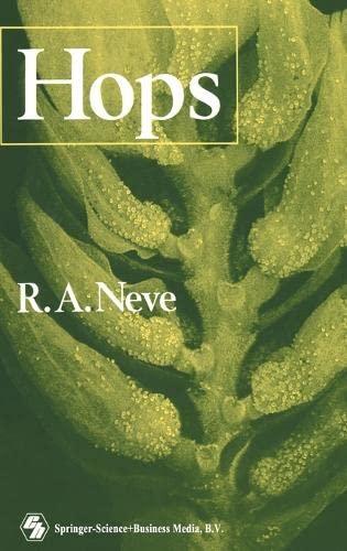 9780412303302: Hops