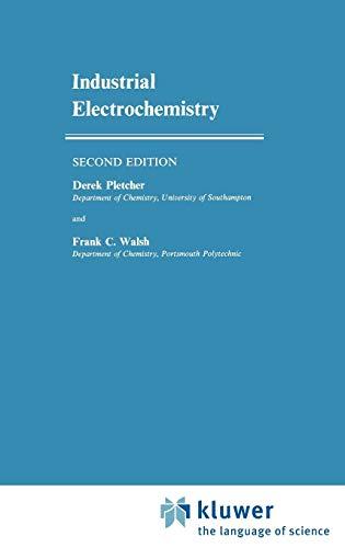 9780412304101: Industrial Electrochemistry
