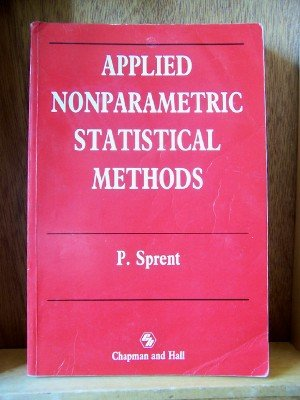9780412306105: Applied Nonparametric Statistical Methods (Chapman & Hall Statistics Text Series)