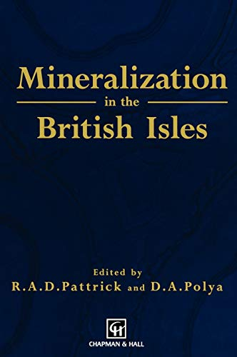 9780412312007: Mineralization in the British Isles