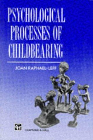 9780412336300: Psychological Processes