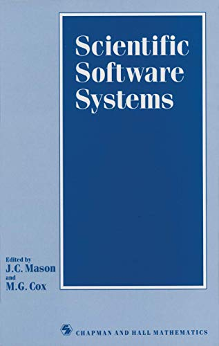 Scientific Software Systems: Mason, J.C. &