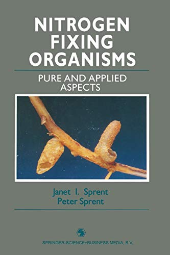 9780412346903: Nitrogen Fixing Organisms: Pure and Applied Aspects