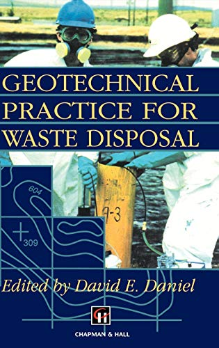 9780412351709: Geotechnical Practice for Waste Disposal