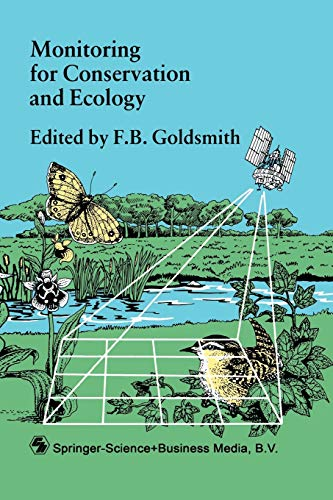 9780412356001: Monitoring for Conservation and Ecology (Conservation Biology)