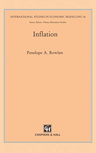 Inflation : From Modelling to Policy: Rowlatt, Penelope A.