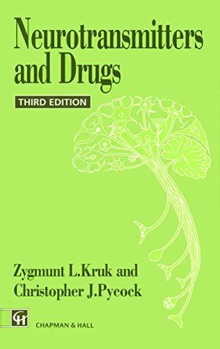 9780412361005: Neurotransmitters and drugs (Croom Helm Biology in Medicine Series)