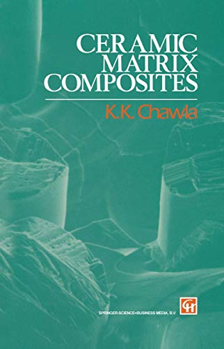 9780412367403: Ceramic Matrix Composites
