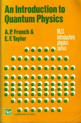 9780412375804: An Introduction to Quantum Physics