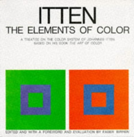 9780412383908: The Elements of Color