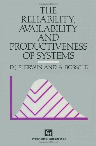 9780412393204: Reliability, Availability and Productiveness of Systems (University of California Publications)