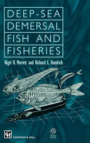 9780412394102: Deep-Sea Demersal Fish and Fisheries