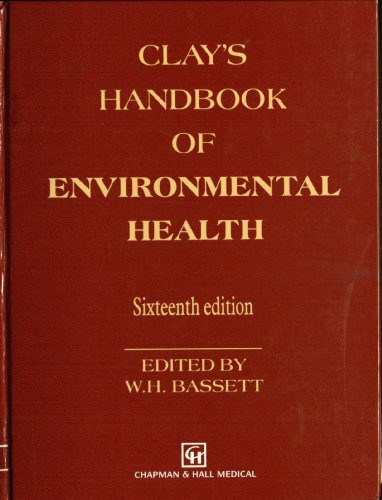 9780412394805: Clay's Handbook of Environmental Health