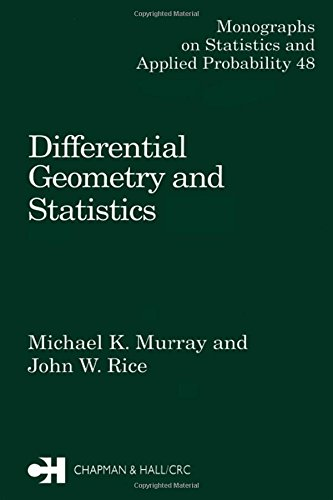 9780412398605: Differential Geometry and Statistics (Chapman & Hall/CRC Monographs on Statistics & Applied Probability)