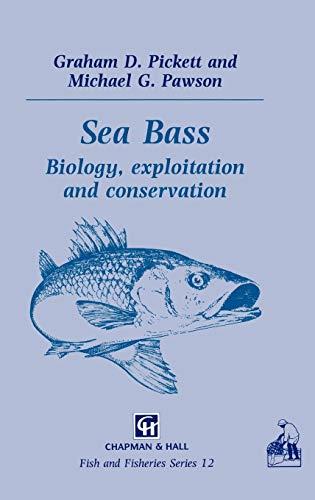 9780412400902: Sea Bass: Biology (Fish & Fisheries Series)