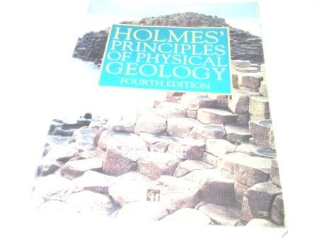 9780412403200: Holmes' Principles of Physical Geology