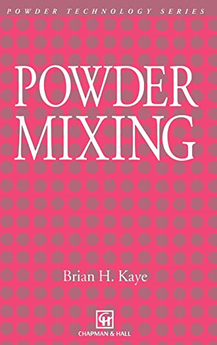 9780412403408: Powder Mixing (Particle Technology Series)