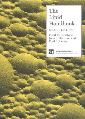 9780412433207: The Lipid Handbook, Second Edition