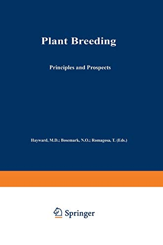 9780412433900: Plant Breeding: Principles and Prospects