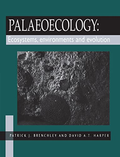 9780412434501: Palaeoecology: Ecosystems, Environments and Evolution