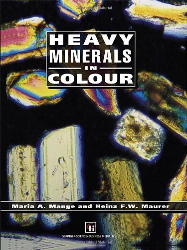 9780412439100: Heavy Minerals in Colour