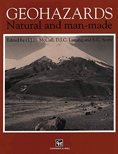 9780412439209: Geohazards: Natural and man-made (AGID Report Series)