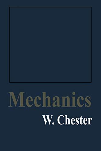 9780412439407: Mechanics