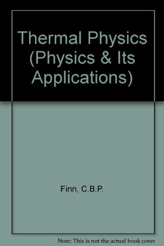 9780412439704: Thermal Physics (Physics & Its Applications)