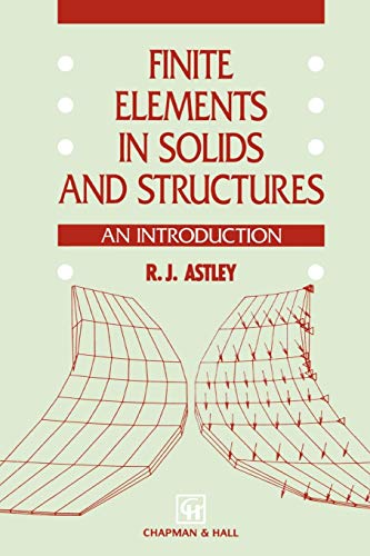 9780412441608: Finite Elements in Solids and Structures: An introduction