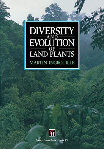 9780412442308: Diversity and Evolution of Land Plants