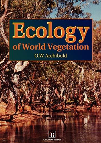 9780412443008: Ecology of World Vegetation