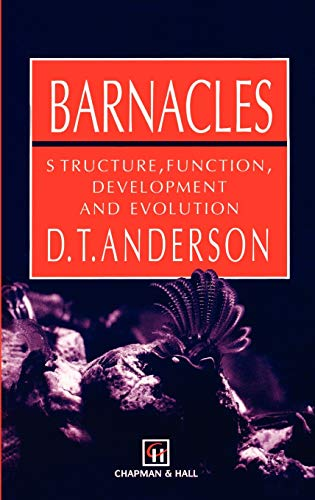 9780412444203: Barnacles: Structure, function, development and evolution
