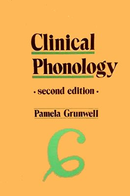 9780412445002: Clinical Phonology