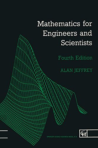 9780412445408: Mathematics for Engineers and Scientists