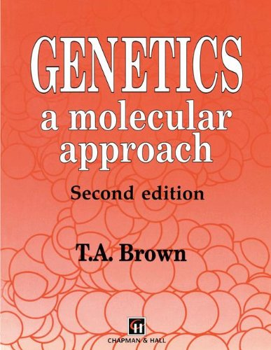 9780412447303: Genetics: A Molecular Approach