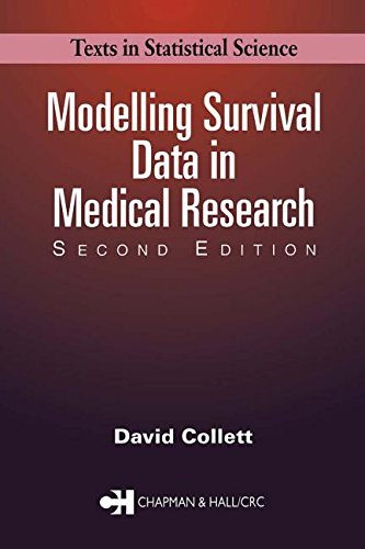 9780412448904: Modelling Survival Data in Medical Research (Chapman & Hall/CRC Texts in Statistical Science)